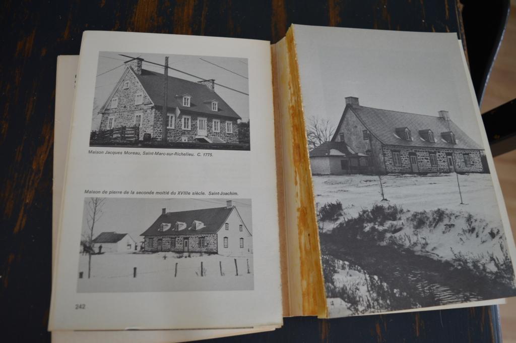 Encyclop die de la maison qu b coise antiquit s for Architecture quebecoise