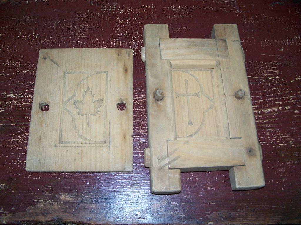 vieux moule en pin tenons et mortaises antiquit s. Black Bedroom Furniture Sets. Home Design Ideas