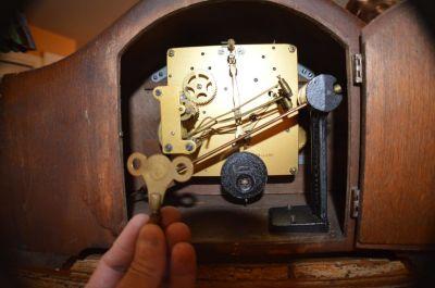 Horloge de cheminée Enfield 3