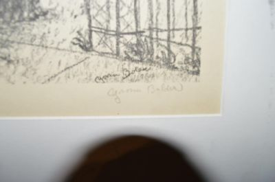 lithographie Yvonne Bolduc 4