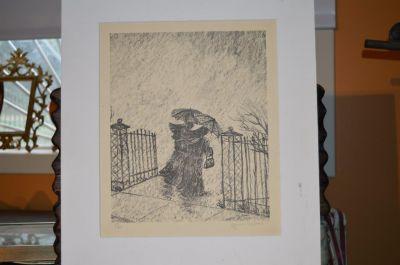 lithographie Yvonne Bolduc 2