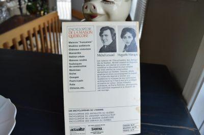 Encyclopédie maison Québécoise 2