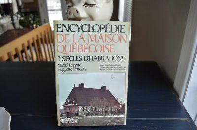 Encyclopédie maison Québécoise 1