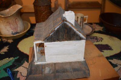 Maison Québécoise miniature 3