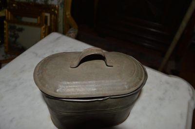 Boiler miniature tin  2