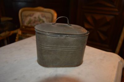 Boiler miniature tin  3
