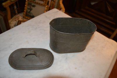 Boiler miniature tin  4