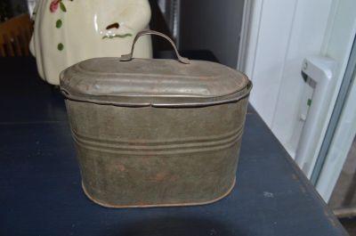 Boiler miniature tin  5