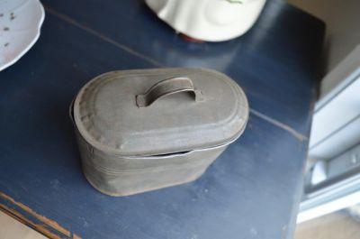Boiler miniature tin  6