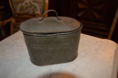 Boiler miniature tin  1