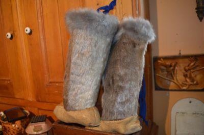 bottes mocassins 2