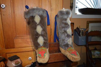 bottes mocassins 1