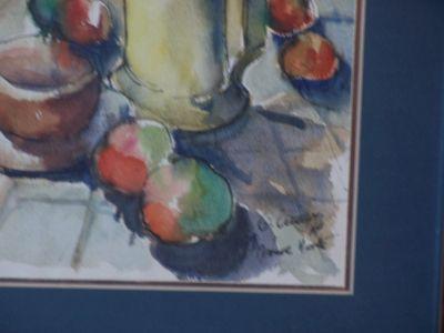 O. Gauroy aquarelle grand format 4