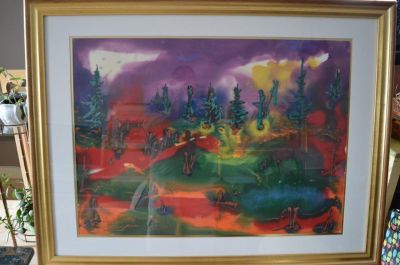 Paul Vanier Beaulieu large painting 3