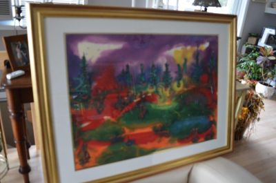 Paul Vanier Beaulieu large painting 5