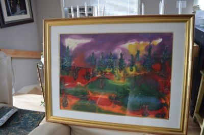 Paul Vanier Beaulieu large painting 6