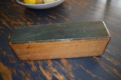 Boîte à chandelles en pin 3