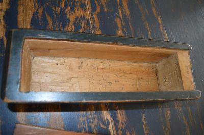Boîte à chandelles en pin 4
