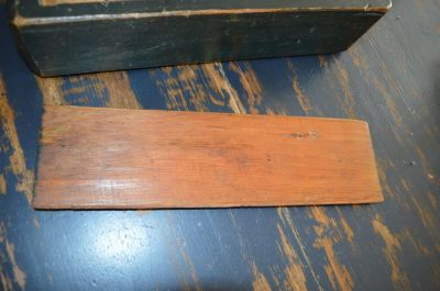 Boîte à chandelles en pin 5