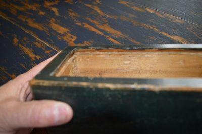 Boîte à chandelles en pin 6