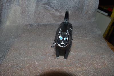 Chat noir Réjean Pétrin 1