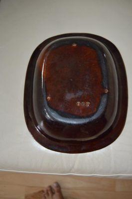 Plat de la poterie de St-Jean  2