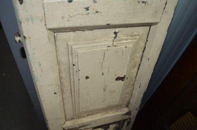 Paire de portes d'armoire à tartes 13