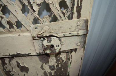 Paire de portes d'armoire à tartes 7