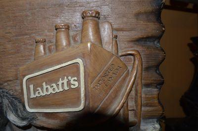 publicité Labatt  2