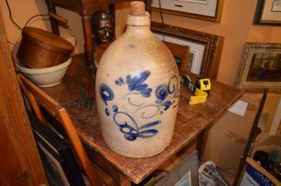 Cruche ST John Stoneware 3 gallons 2
