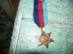 Médaille Étoile 1939 / 1945
