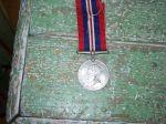 Médaille de guerre décernée aux officiers