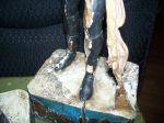 Paire de sculptures de soldats extraordinaires6
