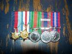 Médailles de la 2e guerre mondiale