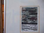 S�rigraphie de Paule lamarche Goulet - Antiquit�s