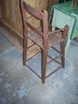 Chaise haute d'enfant - Antiquités