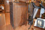 Armoire en pin 19e - Antiquités
