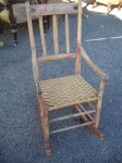 Luneau or Bellechasse rocking chair - Antiques