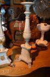 Chandeliers en pin - Antiquités