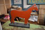 Cheval silhouette - Antiquités