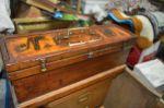Antiquité Coffre à outils d'exception, Antiquités