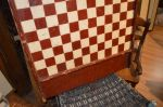 pine checker game beauty - Antiques