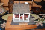 miniature Quebec house