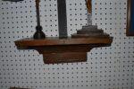 petite corniche en pin - Antiquités