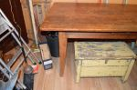 3 boards large top pine table 3