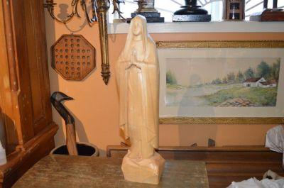 Vierge de Jacques Bourgault 5