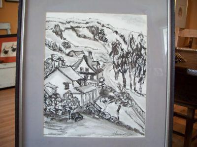 Y. Lamarche aquarelle 2